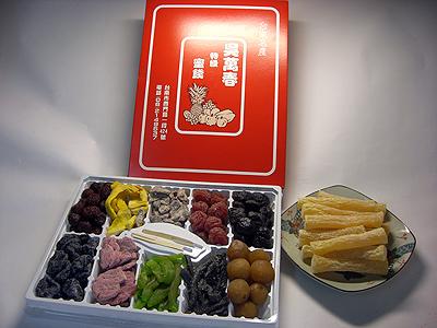 台南中秋伴手禮 古早味傳統蜜餞取代月餅