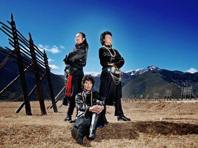 云南迪庆藏族自治州歌舞团 花莲巡回演出