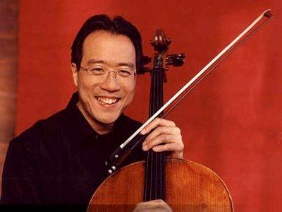 馬友友新年音樂會 大年初三台南市立文化中心演出