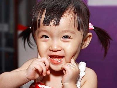 6岁儿童牙齿烂图片