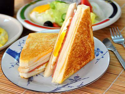 早餐三明治的簡易做法,不看會后悔的