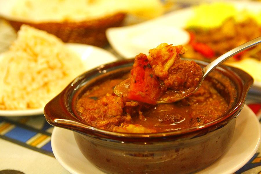 法老王济南料理餐厅师大异国美食特色-TraN北园埃及美食城图片