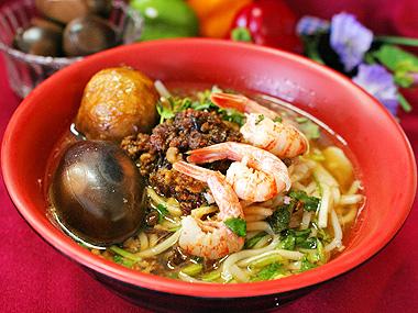 台南美食小吃‧度小月擔仔麵