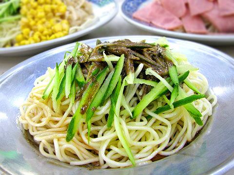 台南涼麵小吃美食‧張記涼麵